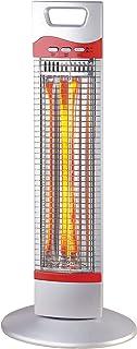 Zephir ZCRB900 - Calefactor (Calentador infrarrojo, Interior, Piso, Plata, Botones, 900 W)
