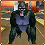 Angry Gorilla Town Attack