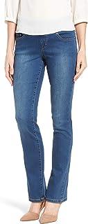 [ジャグジーンズ] レディース デニム Jag Jeans Peri Pull-On Straight Leg Jean [並行輸入品]