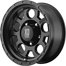 XD Series by KMC Wheels XD122 Enduro Matte Black Wheel (16x9