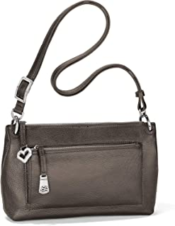 Bria Messenger - PEWTER [10.5-in. W x 7-in. H x 2-in. D]