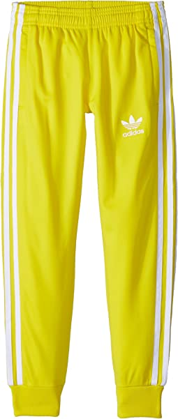 adidas Originals Kids - Superstar Pants (Little Kids/Big Kids)