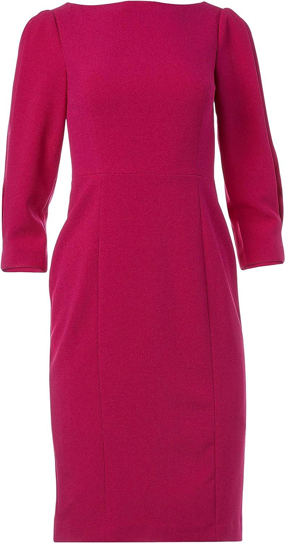 Eliza J Women's 3/4 Sleeve Sheath Dress