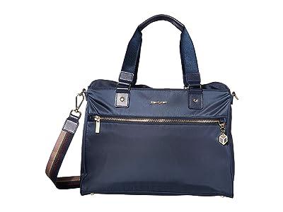 Hedgren 14 Appeal Large Handbag (Mood Indigo) Handbags