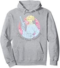 Star Wars Princess Leia I don't Need Rescuing Pullover Hoodie