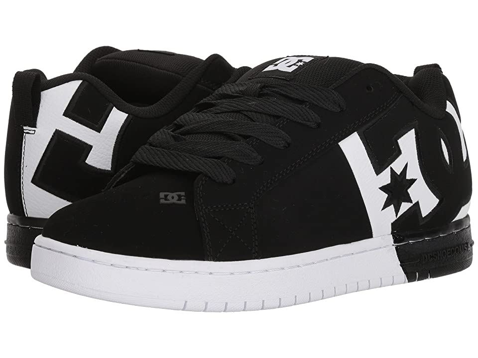 DC Court Graffik (Black/White/Black 2) Men