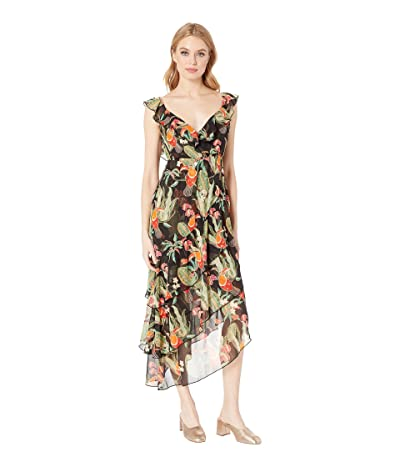Show Me Your Mumu Samba Maxi Dress (Toucan Tango) Women