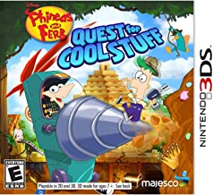 Quest for Cool Stuff Nintendo 3DS by Majesco