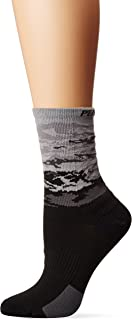 Pearl iZUMi Women's Elite Tall Socks, Smoked Pearl Vista, Medium