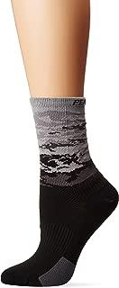 Pearl iZUMi Women's Elite Tall Socks, Smoked Pearl Vista, Medium