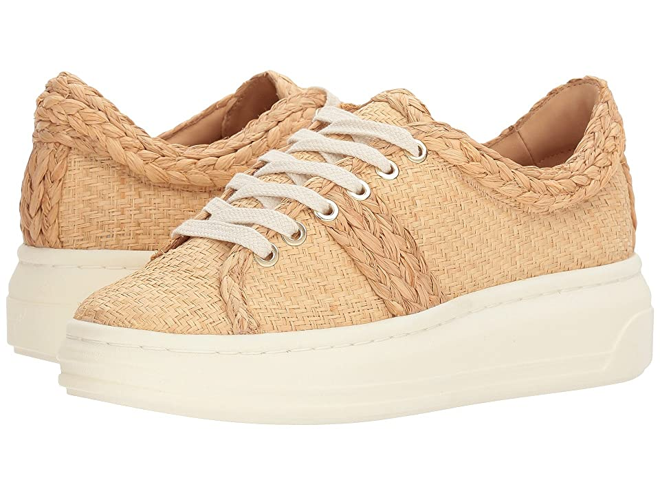 Joie Maddysun (Natural Raffia) Women's Lace up casual Shoes, Neutral