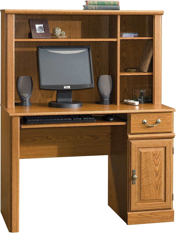Choice Sauder Orchard Max 86% OFF Hills Computer Carolina finish Oak Desk