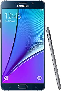 Samsung Galaxy Note 5SM-N920°C 32GB Single Sim (Factory Unlocked) Siyah N920P