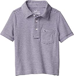 Feeder Stripe Edgartown Polo (Toddler/Little Kids/Big Kids)