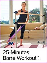 25-Minute Barre Workout - 1