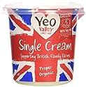 Yeo Valley Single Cream 227 ml