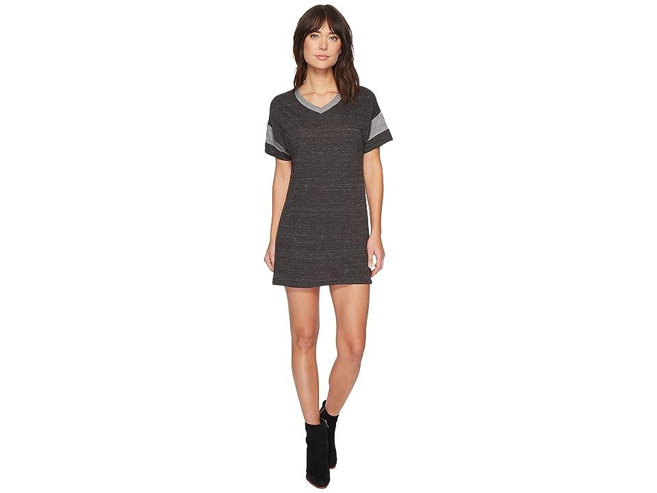 Alternative Powder Puff Dress (Eco Black/Eco Grey) Women