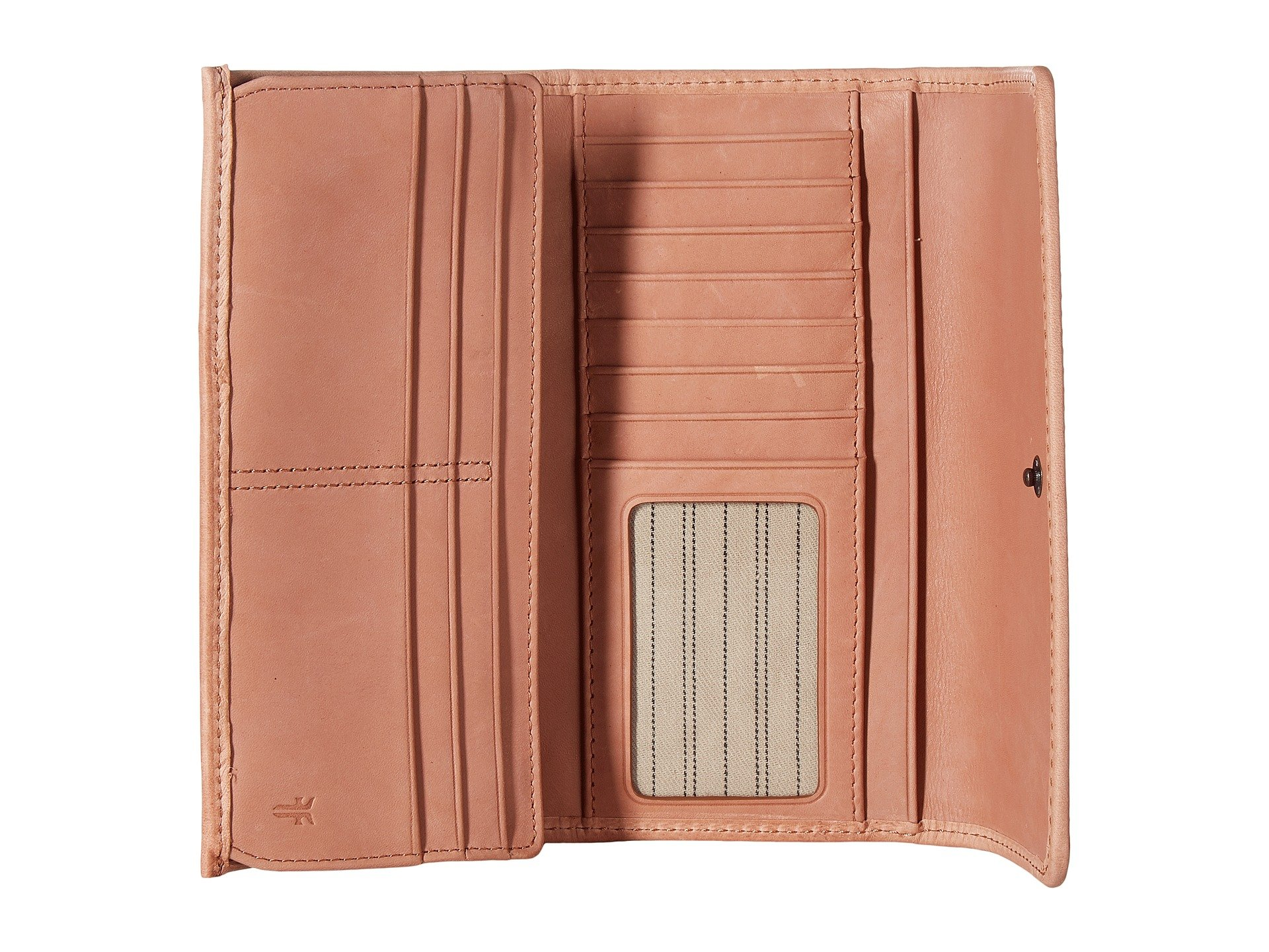 Antique Pull Up Wallet Melissa Rose Frye Dusty aP6FxW