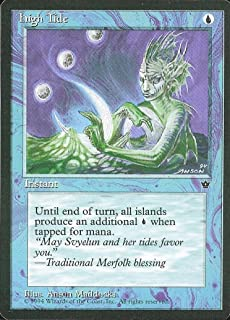 Magic: the Gathering - High Tide (Merfolk) - Fallen Empires