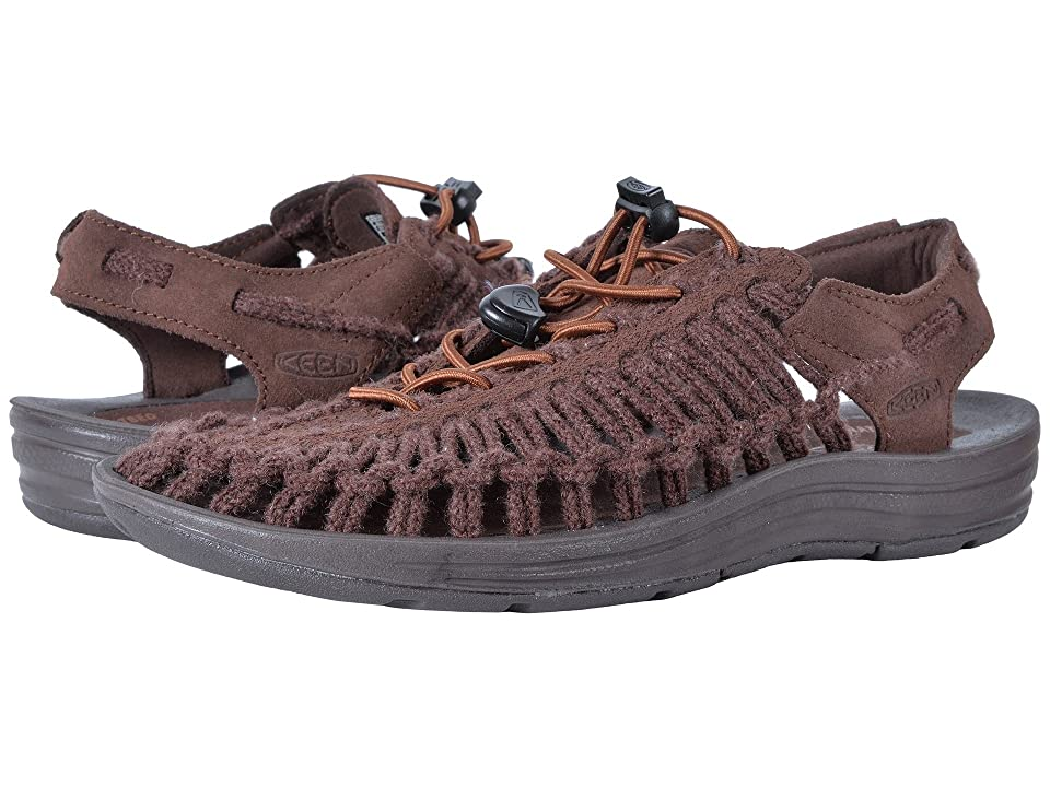 Keen Uneek Leather (French Roast/Tandori Spice SC) Women