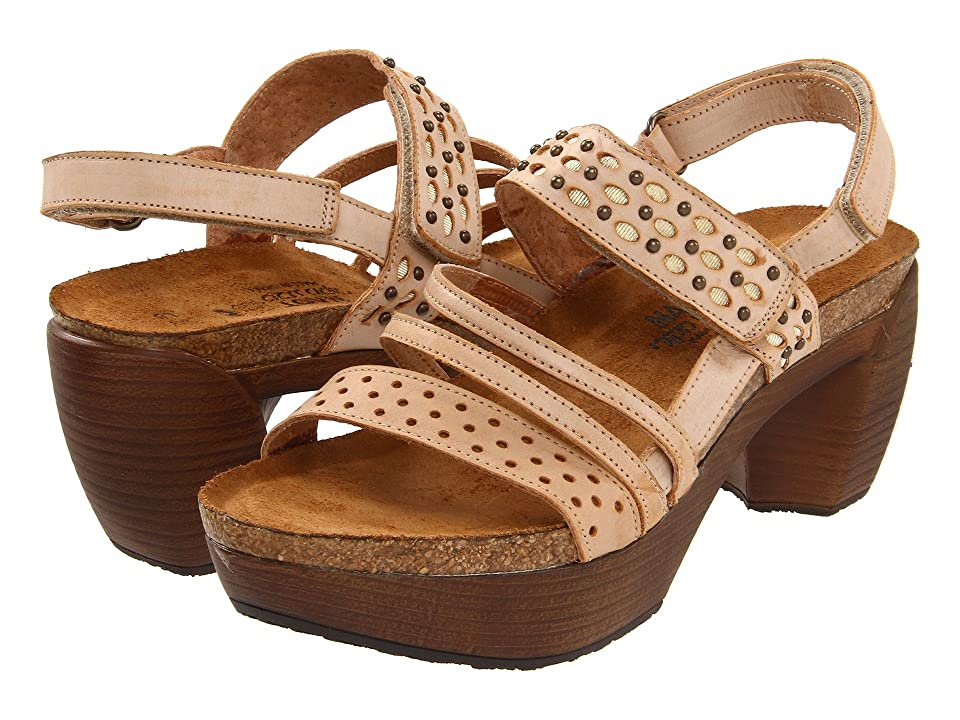 Naot Relate (Biscuit Leather) Women