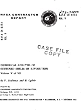 Numerical analysis of stiffened shells of revolution. Volume 5: Engineer's program manual for STARS-2B-shell theory automated for rotational structures-2 (buckling), digital computer program