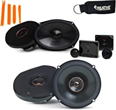 """$262 » Sponsored Ad - Infinity Reference - REF-9630CX 6x9 2-Way Component System, and REF-6532IX 6.5"""" 2-Way Car Audio Speakers Pa..."""