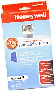 Honeywell Premium Replacement Humidifier Filter - Holmes F - Model HC-28-TGT - Fits Holmes HM1200