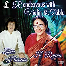 Rendezvous with Violin & Tabla