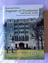 Register of Graduates and Former Cadets of the United States Military Academy West Point, New York