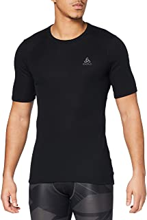 Odlo, T-shirt met korte mouwen en ronde hals voor heren
