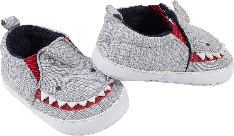 Gerber Unisex-Child Baby Crib Shoes Newborn Infant Neutral Boys Girls 0-9 Months