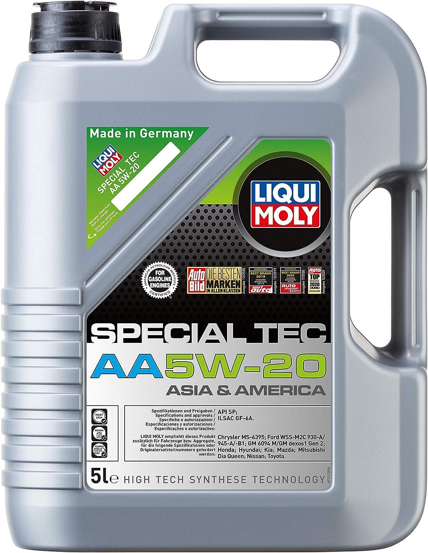 Liqui Moly 7532 Special Tec Aa 5w 20 5 L Auto