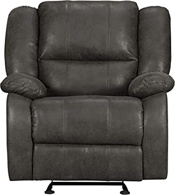 Standard Furniture Deacon Recliner, Grey