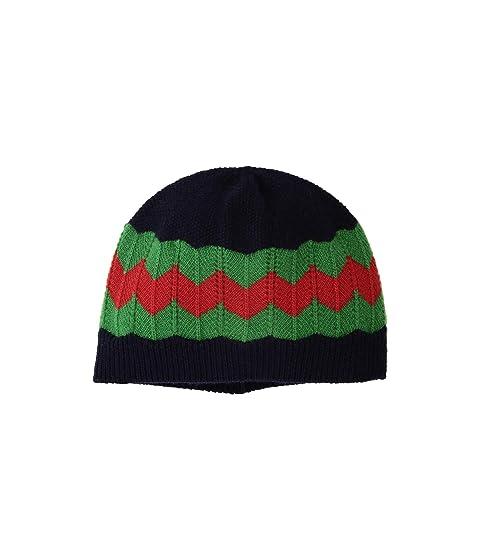 8e0200937890f Gucci Kids Rices Wool Hat (Little Kids Big Kids) at Luxury.Zappos.com