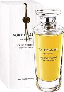 Yves Rocher Voile d'ambre Eau de Toilette, 75 ml. VERY HARD TO FIND.
