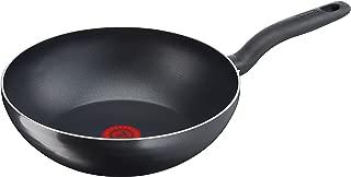 Tefal Precision Plus炒锅 28cm-黑色, 铝制, 28 cm