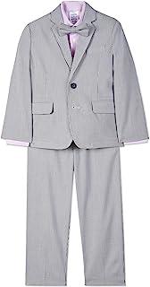 Boys' 4-Piece Formal Suit Set