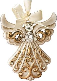 Best FASHIONCRAFT 8995 Angel Ornament, Christmas Ornament, Religious Favor, Christening Favor, Communion Favor, Set of 1 Review