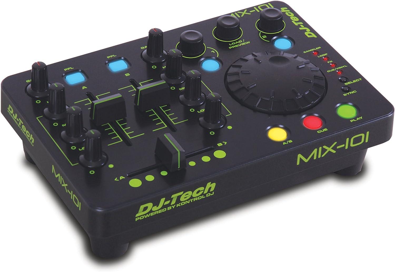 DJ-Tech MIX101 DJ Max 84% OFF Package Ranking TOP4