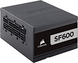 Corsair SF Series, SF600, 600 Watt, SFX, 80+ Platinum Certified, Fully Modular Power Supply