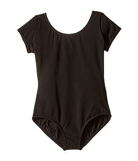 Classic Short Sleeve Leotard (Toddler/Little Kids/Big Kids)