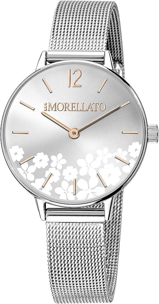 Morellato orologio da donna in acciaio inossidabile R0153141523