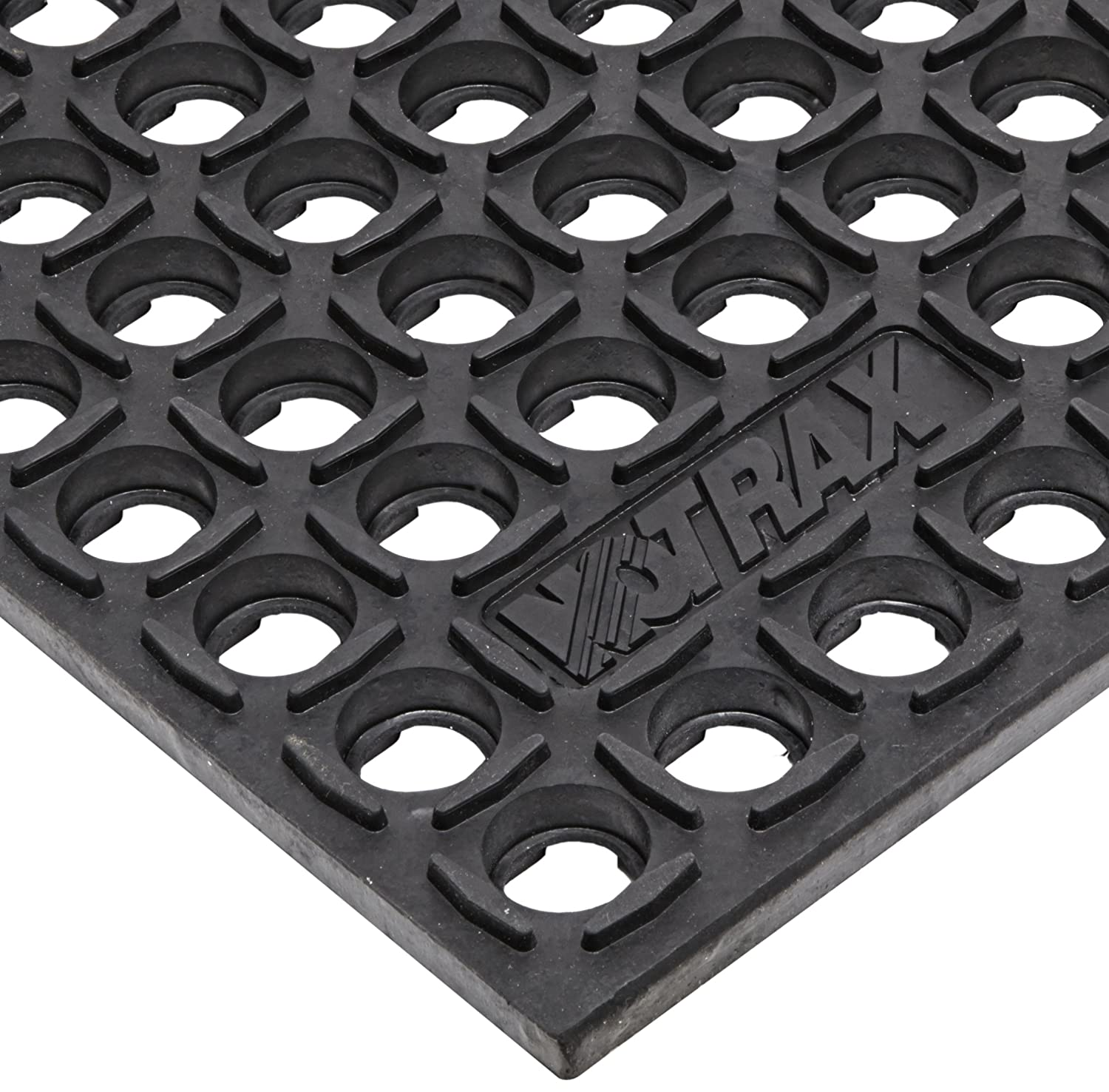 Popular Directly managed store product NoTrax 543S0023BL 543 Cushion-Tred 2' 3' Safety x Black Anti-Fat