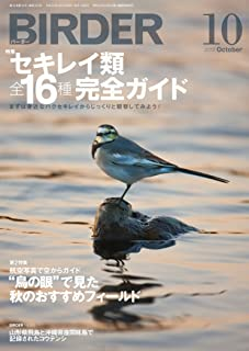 BIRDER (バーダー) 2012年 10月号 [雑誌]