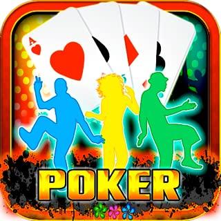 Poker Dance Hip Hop Twister Wall Free Poker Cards Games for Kindle Vegas Stars Trainer Poker Games Free Offline Poker Games Best Poker No Wifi No Internet Needed Super Cards Bonanza