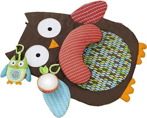 Skip Hop 307809 Treetop Friends Owl Tummytime Mat