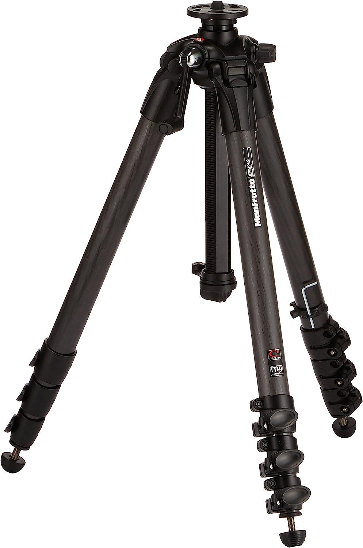 Manfrotto Mt057c3 G Carbon Stativ Mit 2 Auszügen Und Kamera
