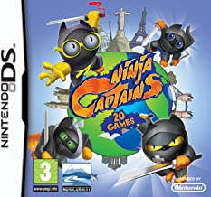 Ninja Captains 20 Games in 1 Game DS