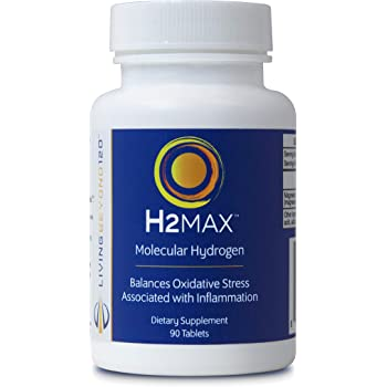 H2Max Molecular Hydrogen Tablets - 90 Count